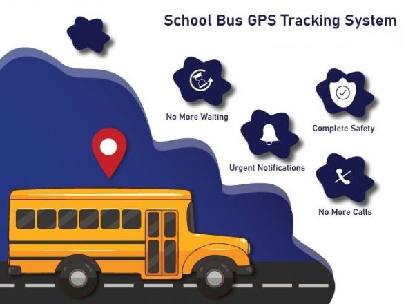 Reasons You Need a School Bus Tracking App