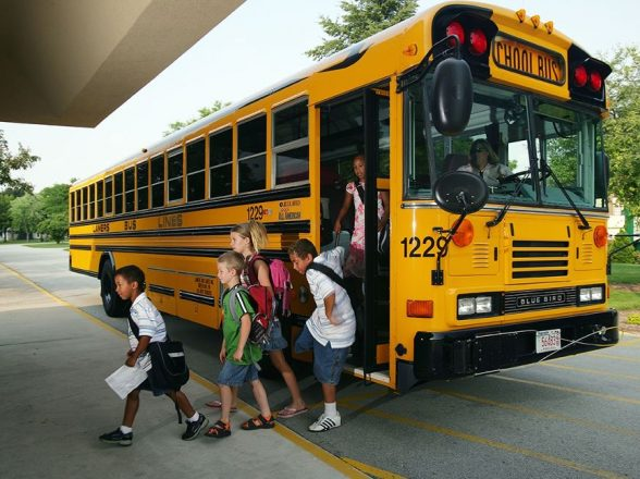 The Impact of the School Bus on Communities