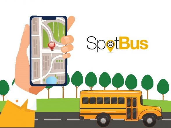 How Does SpotBus School Bus GPS Tracking App Work
