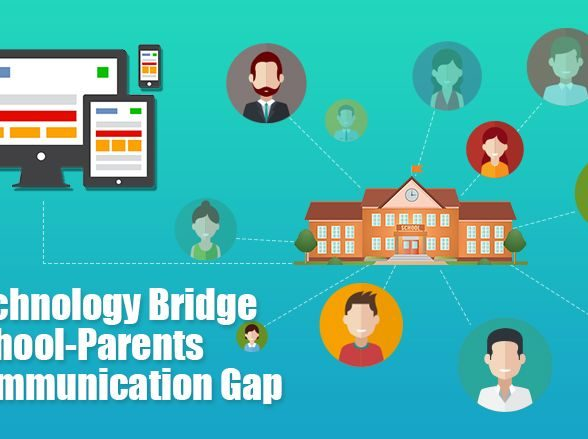 Communication gap is a problem: Schools handling this problem using mobile apps for parents