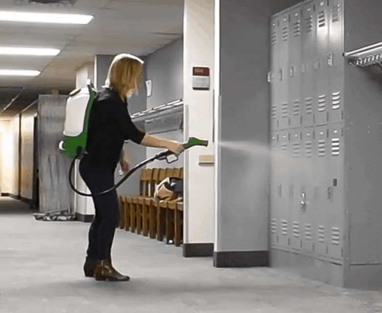 Reopen & Stay Open: The Vital Role of Surface Disinfection in Schools